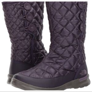 North Face Thermoball Button Up Women's Boots